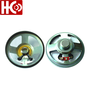 3 inch 77mm 4ohm 3watt IP65 loudspeaker