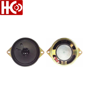 102mm loudspeaker driver unit