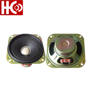 4 inch 4 ohm 10w speaker with magnet cover