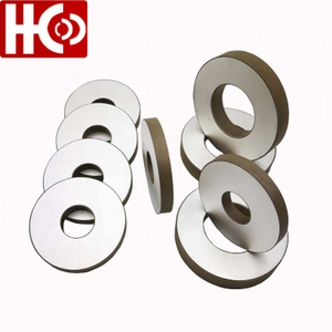 Ultrasonic piezo ceramic ring series