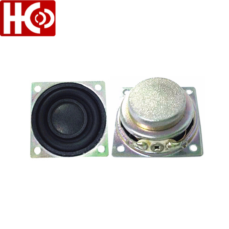 1 inch 2w loud speaker driver unit
