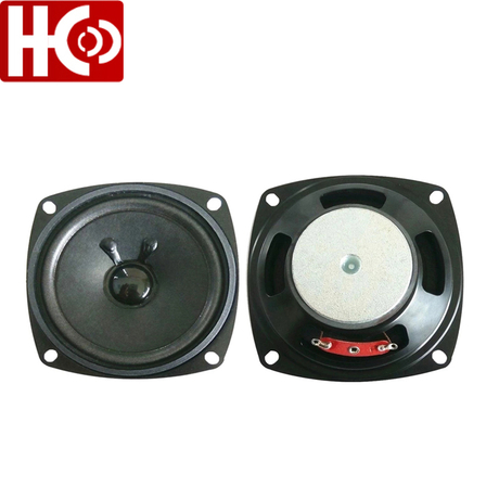 3 inch 77mm 10w 4ohm small speaker