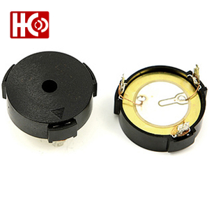 30MM*10MM 12V 24V dc 85dB 3 pin loud piezo buzzer