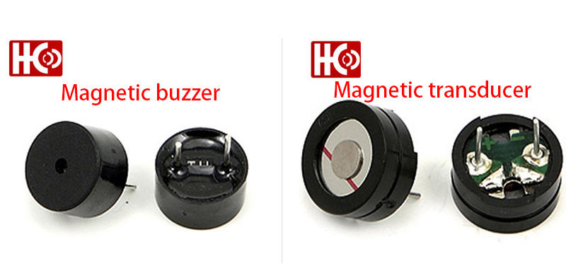 The difference between magnetic buzzer and magnetic transducer (Part 3)