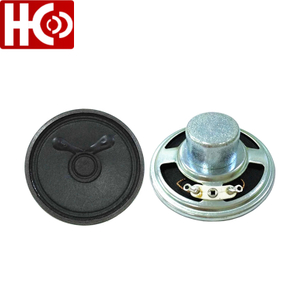 57mm 16 ohm 1 w mini speaker components