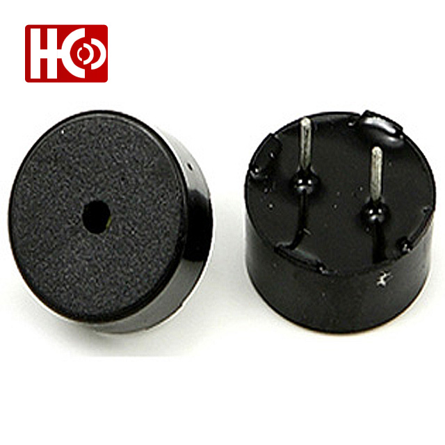 25*12mm 12v low frequency magnetic audio indicator