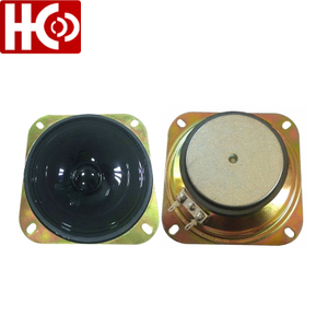 4 inch 4 ohm 15w IP67 waterproof speaker