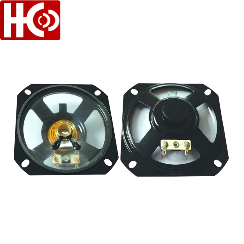 3.5 inch 92mm 8 ohm 4 watt speaker