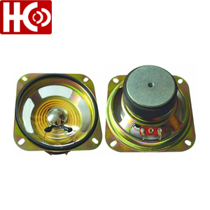 4 inch 4 ohm 10 watt ip65 waterproof speaker