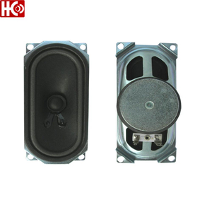 57mmx127mm 613 TV audio speaker