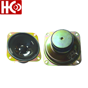 102x102mm 8ohm 5w waterproof speaker
